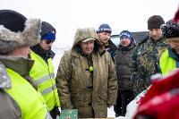 В Туле выбрали лучших рыбаков по ловле на блесну со льда, Фото: 53
