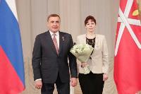 Губернатор Алексей Дюмин вручил государственные и региональные награды, Фото: 11