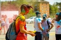В Туле прошел фестиваль красок и летнего настроения, Фото: 47