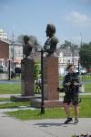 Канал «Russia Today» провёл съемки в Тульском музее оружия, Фото: 3