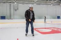 Андрианов в ледовом дворце и Рогожинском парке, Фото: 28