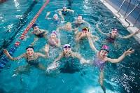 Синхронное плавание в Туле, Фото: 17