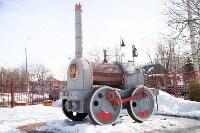 Поезда-памятники Тульской области, Фото: 1