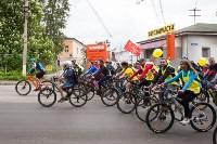 В Туле прошел большой велопарад, Фото: 99