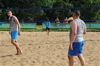 III этап Открытого первенства области по пляжному волейболу среди мужчин, ЦПКиО, 23 июля 2013, Фото: 4