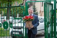 Александр Балберов поздравил выпускников тульской школы, Фото: 1
