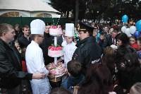 В Пролетарском округе Тулы начали праздновать День города, Фото: 52