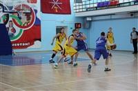 БК «Тула» дома дважды обыграл баскетболистов Воронежа, Фото: 20
