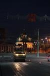 Укладка асфальта на проспекте Ленина. 6.06.2014, Фото: 5