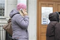 Недовольные клиенты «атаковали» офис банка «Первый Экспресс», Фото: 9
