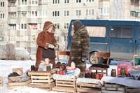Уличная торговля на пересечении улиц Пузакова и Демидовская, Фото: 1