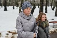 В Комсомольском парке прошёл рейд по выявлению собачников-нарушителей, Фото: 14