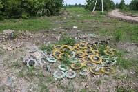 В тульском Заречье жители год добиваются ликвидации ядовитой свалки, Фото: 15