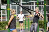 """Тренировка """"Тулицы"""" в парке, Фото: 24"""
