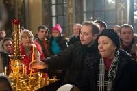Рождественское богослужение в Успенском соборе. 7.01.2016, Фото: 35