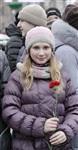 Возложение цветов к памятнику на площади Победы. 21 февраля 2014, Фото: 10