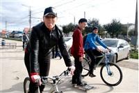 По центральным улицам Тулы прошел велопробег, Фото: 77