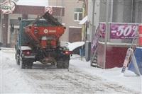 Расчистка тульских улиц коммунальными службами, Фото: 6
