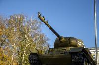 В Туле открыли памятник экипажу танка Т-34, Фото: 55