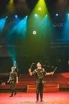 Братья Калашниковы на международном цирковом фестивале в Риме, Фото: 1