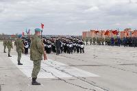 В Туле прошла первая репетиция парада Победы: фоторепортаж, Фото: 12