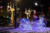Дюмин осмотрел новогоднюю Тулу, Фото: 11