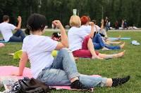 День йоги в парке 21 июня, Фото: 90