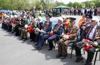 Митинг в День Победы в Центральном парке, Фото: 4