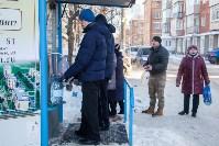Очереди за водой в Пролетарском округе, Фото: 2