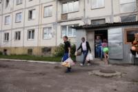 Праздник для переселенцев из Украины, Фото: 3