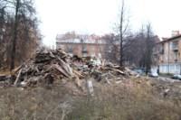 Снос сараев, Фото: 1