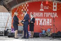 Дмитрий Миляев наградил выдающихся туляков в День города, Фото: 52