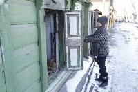 Скелет в доме на ул. К. Маркса (18+), Фото: 1