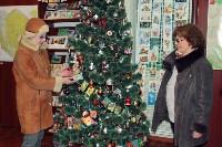 В Центральном парке Тулы открылась выставка новогодних ретро-игрушек, Фото: 1