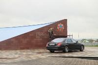 Владимир Груздев проинспектировал строительство мемориала «Защитникам неба Отечества». 20 июля 2015, Фото: 8