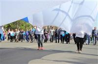 Тульская Федерация профсоюзов провела митинг и первомайское шествие. 1.05.2014, Фото: 50