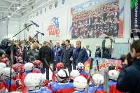 Мастер-класс от игроков сборной России по хоккею, Фото: 16