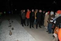 """Открытие скульптуры """"Лебединое озеро"""" в Центральном парке, Фото: 13"""
