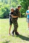 Тульский ОМОН провел боевую подготовку школьников, Фото: 26
