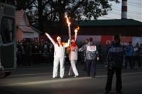Третий этап эстафеты олимпийского огня: проспект Ленина, Фото: 61