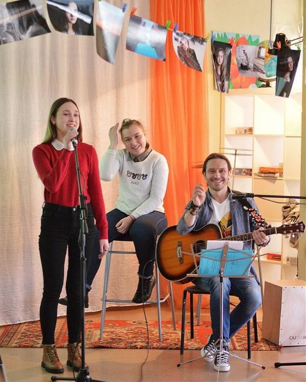 Семья музыкантов