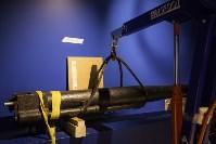 Монтаж экспозиции нового музея на Куликовом поле. Август 2016, Фото: 119