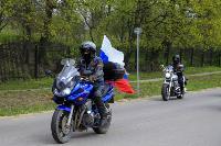 Тульские байкеры почтили память героев в Ясной Поляне, Фото: 44