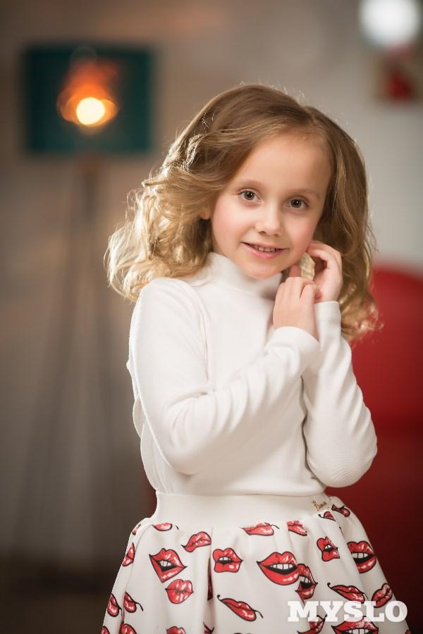 Соня Моторина, 5 лет
