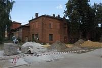 Ход работ по восстановлению Кремля, Фото: 21
