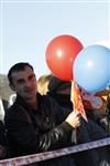Второй этап эстафеты олимпийского огня: Зареченский район, Фото: 4