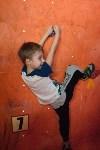 Соревнования на скалодроме среди детей, Фото: 23