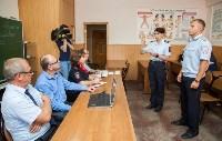 Экзамен для полицейских по жестовому языку, Фото: 12