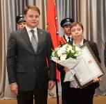 В правительстве жителям Тульской области вручили государственные и региональные награды, Фото: 14