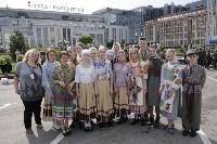 Генеральная репетиция парада Победы в Туле, Фото: 28